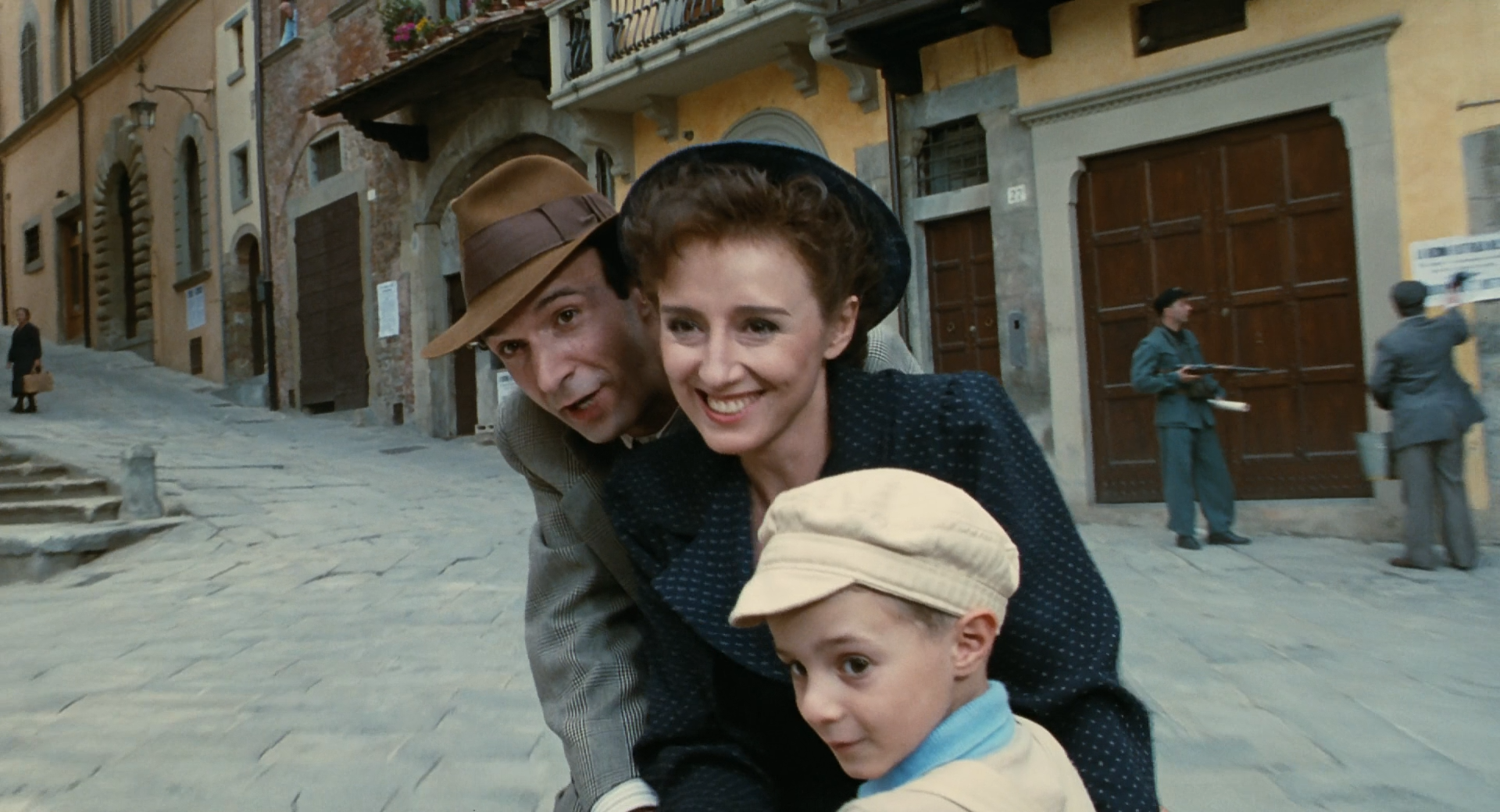 Film sulla giornata della memoria for The bella vita